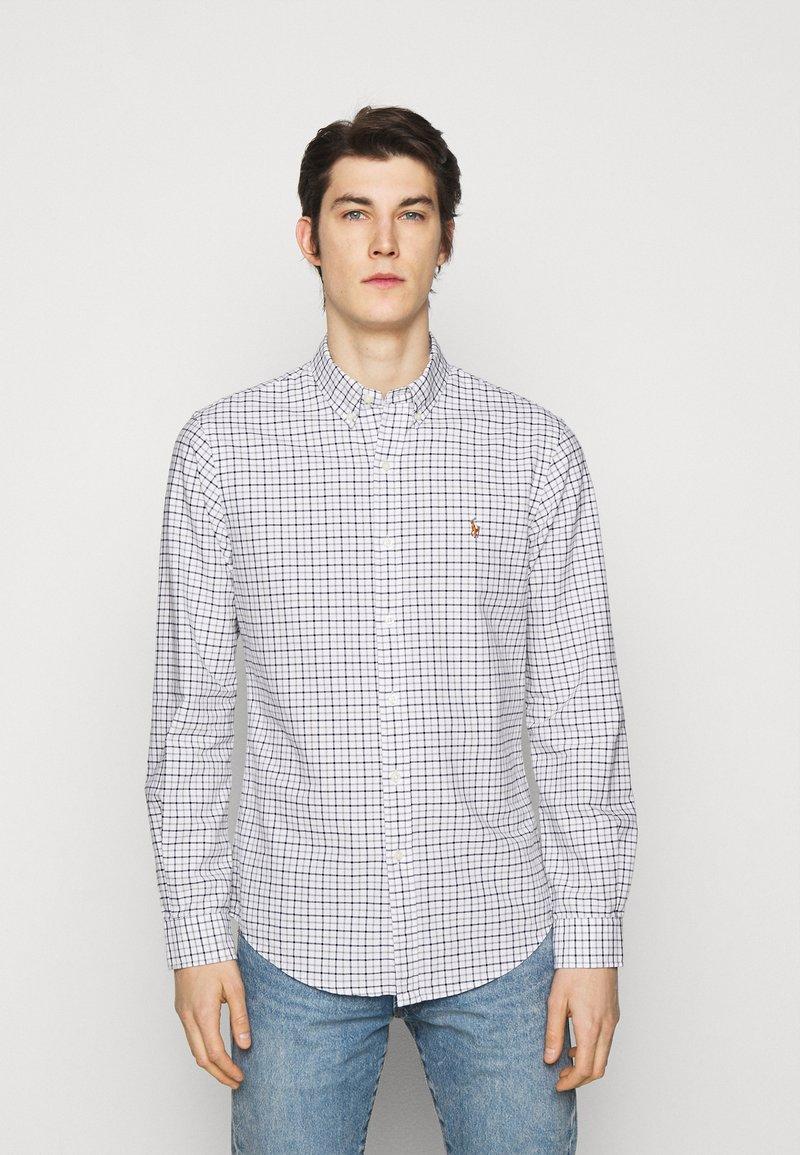 Polo Ralph Lauren - OXFORD - Shirt - grey heather