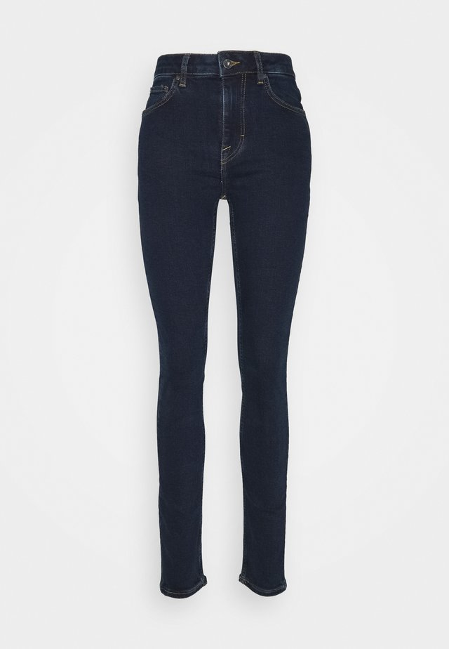 SHELLY - Jeansy Skinny Fit - royal blue