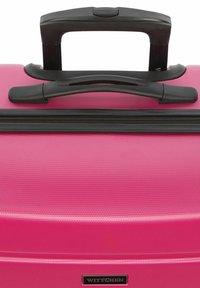 Wittchen - SET - Wheeled suitcase - rosa - 7