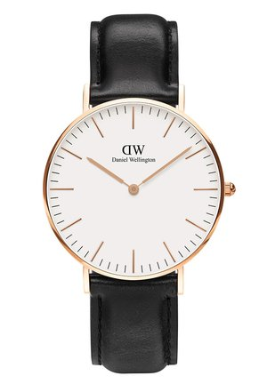 CLASSIC SHEFFIELD 36M - Watch - rosegold/schwarz