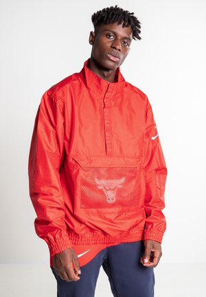 Training jacket - university red/chile red/black