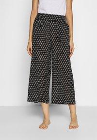 Brunotti - DELILAH WOMEN PANTS - Pyžamový spodní díl - black - 0
