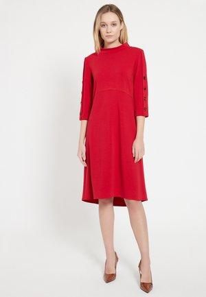 Day dress - rot