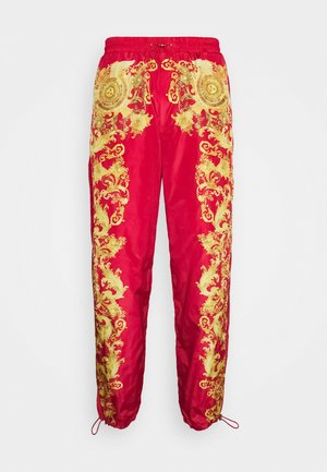 PRINT BAROQUE - Joggebukse - red