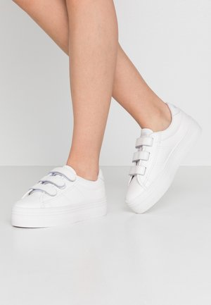 PLATO STRAPS - Trainers - fox white