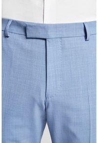 JOOP! - BLAYR - Suit trousers - hellblau meliert - 6