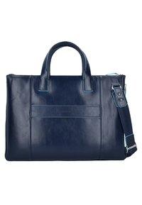 Piquadro - Briefcase - night blue - 1