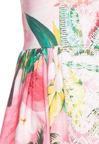 Desigual - MORELIA - Jersey dress - rosa palido - 2
