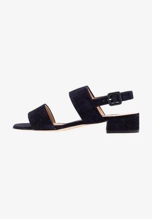 TAZZE - Sandals - blue