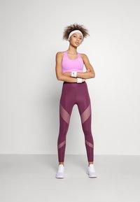 Even&Odd active - Leggings - purple - 1