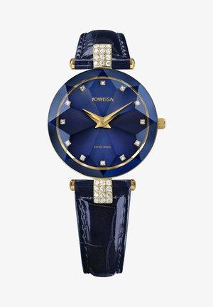 FACET - Horloge - blau gold