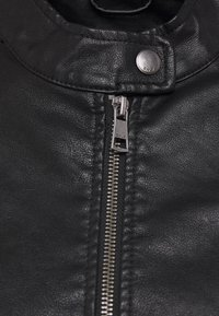 ONLY Tall - ONLMELISA JACKET  - Faux leather jacket - black - 2