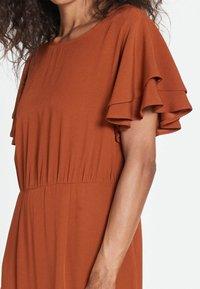Jascha Stockholm - JUSTISE LUX - Maxi dress - brown - 3