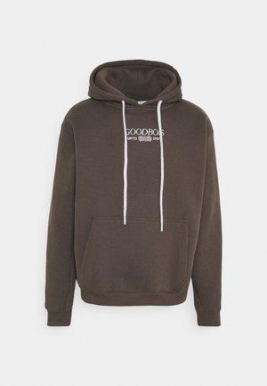 HOODY - Sweatshirt - stone