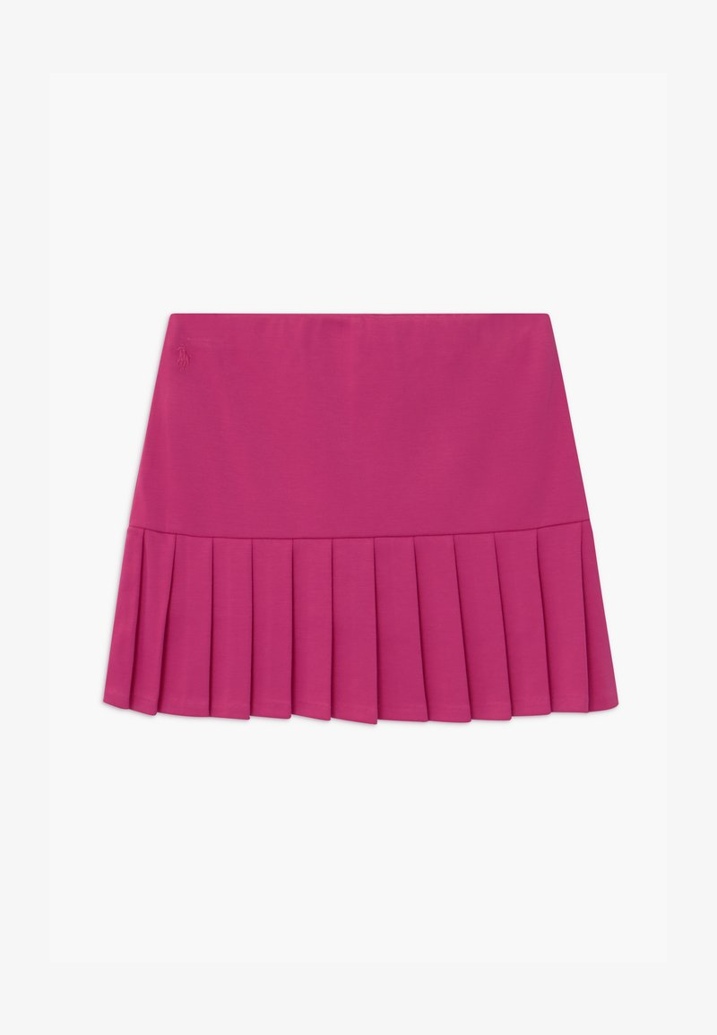 Polo Ralph Lauren - PLEATED BOTTOMS - Plisovaná sukně - college pink