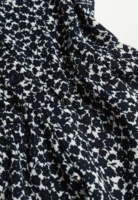 Mango - Jumpsuit - blu marino scuro - 1