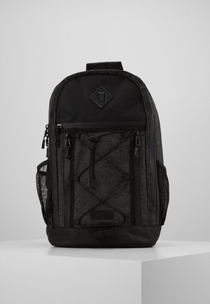 CYPRESS OUTWARD - Rucksack - black grid