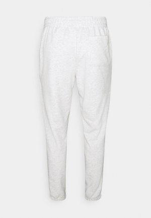 ESSENTIALS ATHLETIC CLUB PANT - Tracksuit bottoms - mottled light grey