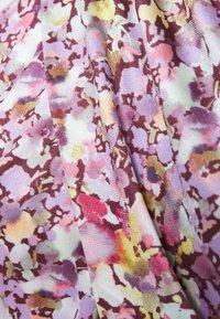 HOSBJERG - STELLA DRESS - Sukienka koktajlowa - purple - 2