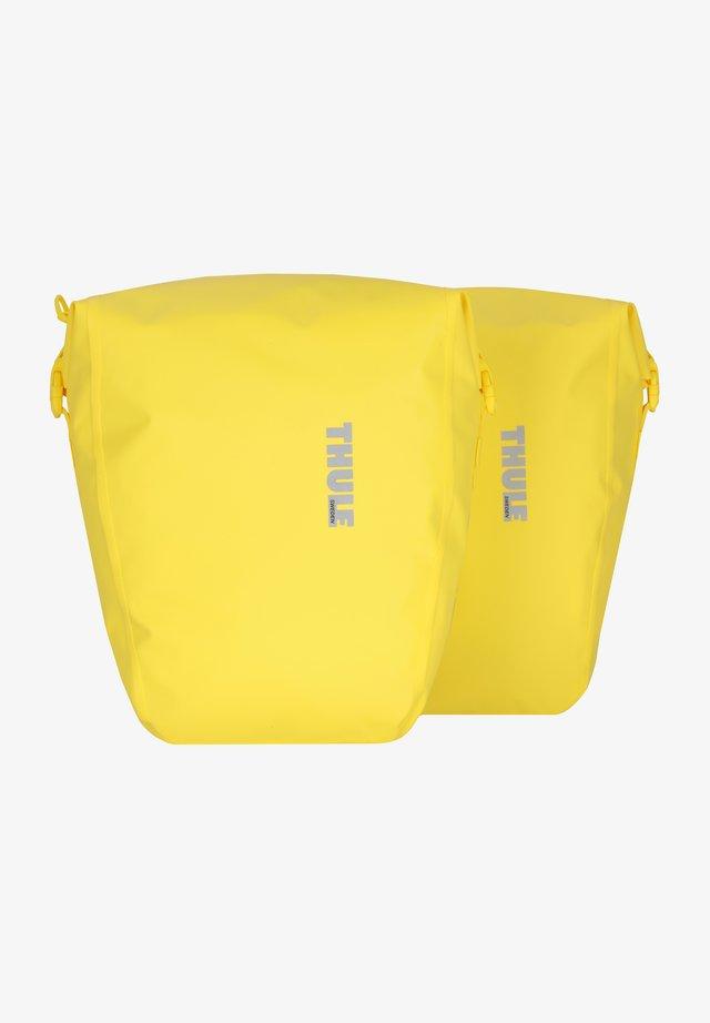 2 SET - Sac de sport - yellow