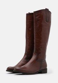 Gabor - Boots - sattel - 2