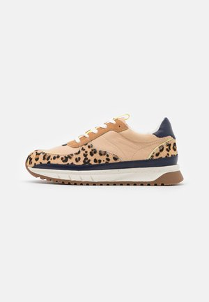 TRAINER ANIMAL - Sneakers laag - fresh blueberry/multicolor