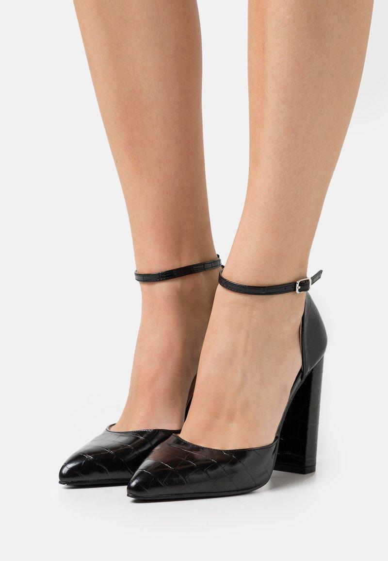 RAID - MAHI - Escarpins à talons hauts - black