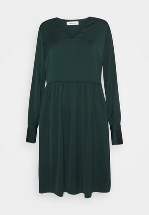 FOSTER DRESS - Day dress - empire green