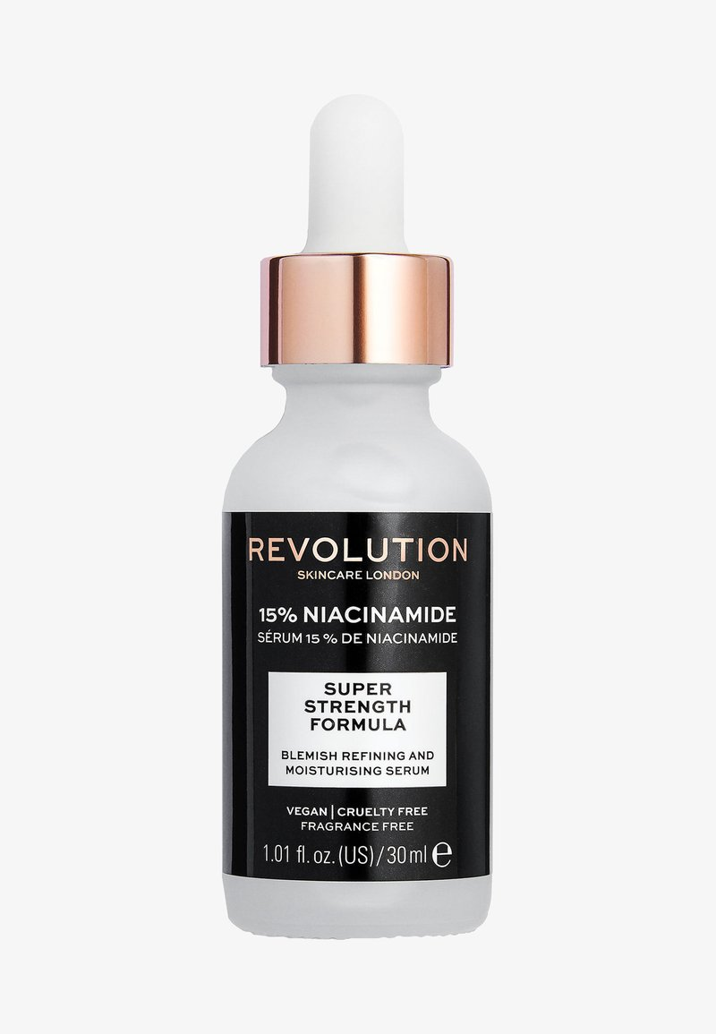 Revolution Skincare - 15% NIACINAMIDE SUPER SERUM - Serum - -