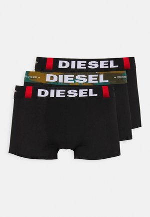 UMBX-DAMIEN BOXER 3 PACK - Shorty - black