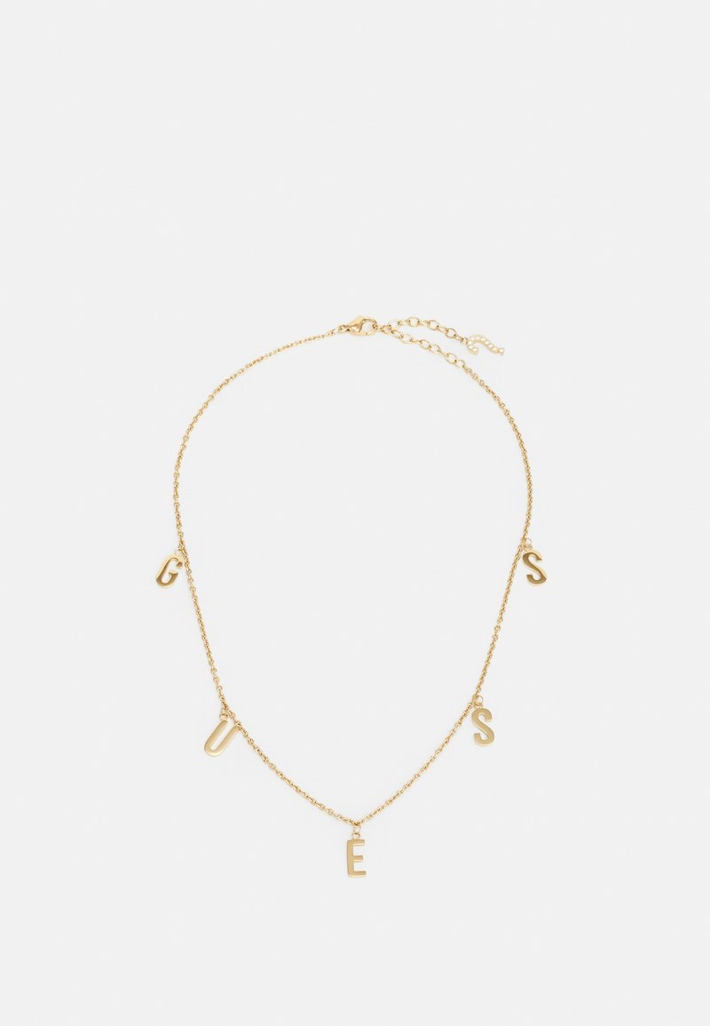 Guess - LOS ANGELES - Necklace - gold-coloured