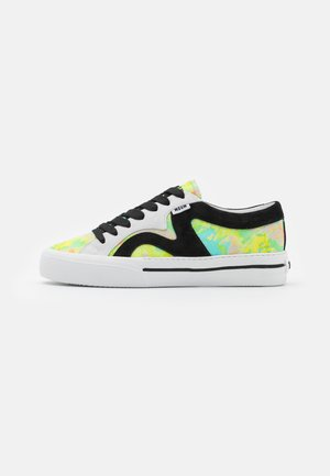 SCARPA DONNA - Sneakers basse - yellow