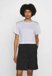 Emporio Armani - Basic T-shirt - white - 0