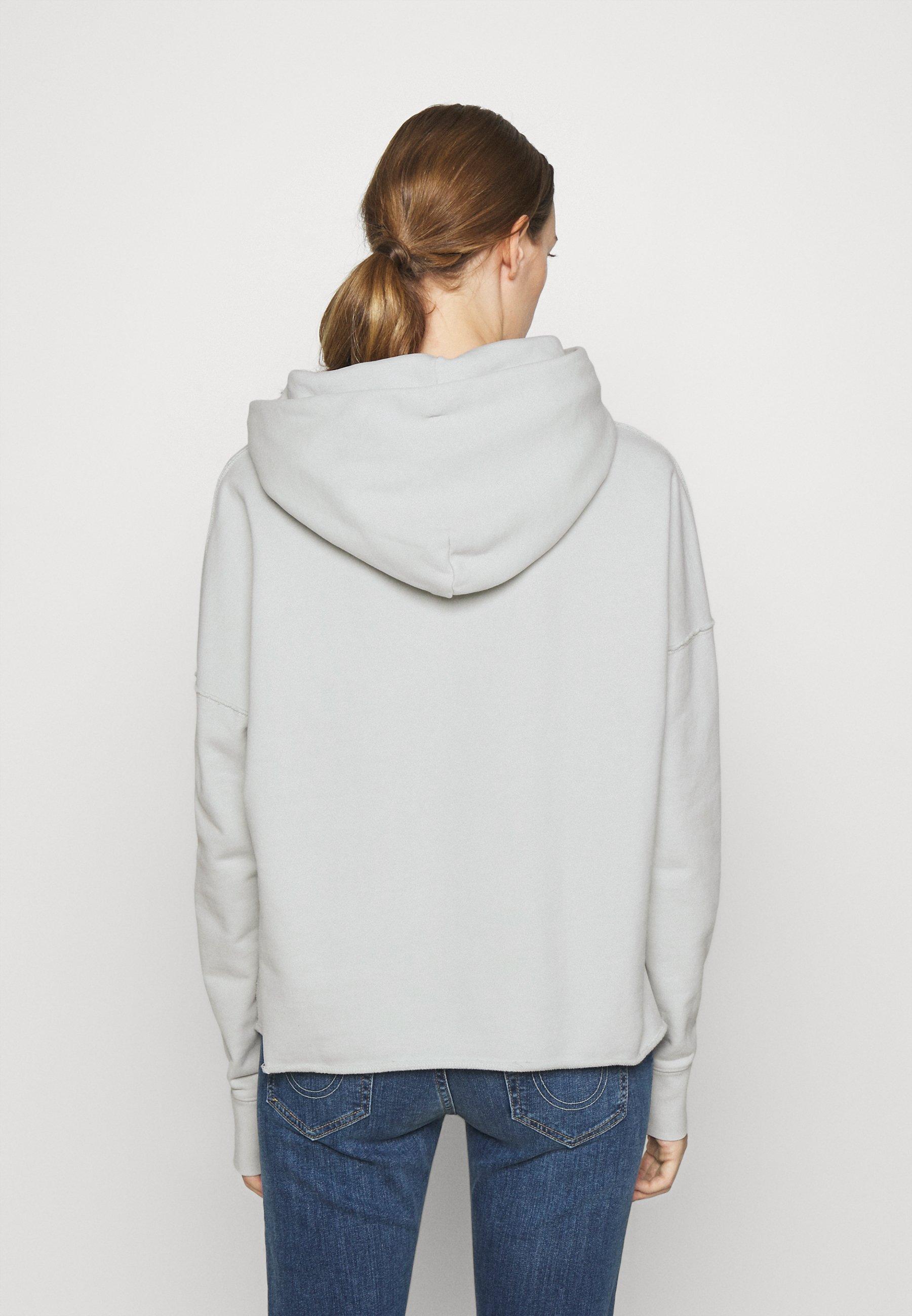 Women BOXY CROPPED HOODY - Sweatshirt