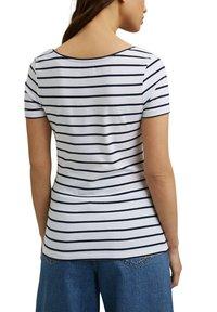 Esprit - TSHIRT DANCER - Print T-shirt - white - 7