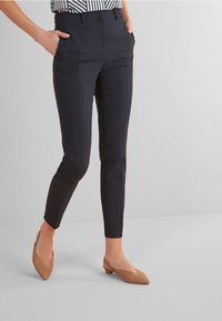 Next - SLIM TROUSERS - Spodnie materiałowe - blue - 0