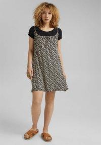 edc by Esprit - Day dress - black colorway - 1