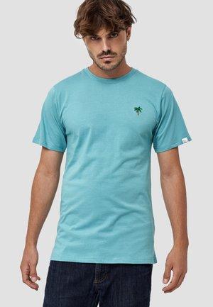 PALME - T-shirt basic - aqua