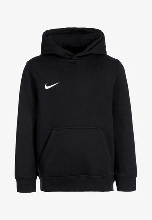 CLUB19 FLEECE TM - Hoodie - black / white