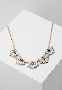 ALDO - MANACCA - Ketting - mint and blush combo/gold-coloured - 0