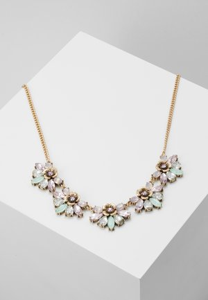 MANACCA - Necklace - mint and blush combo/gold-coloured