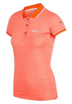 REMEX - Polo shirt - shockorange