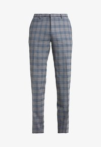 DRYKORN - FOOT - Suit trousers - dark grey