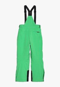Killtec - GAUROR UNISEX - Zimní kalhoty - grün - 1