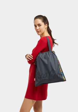 NEW HIPHURRAY - Tote bag - grey