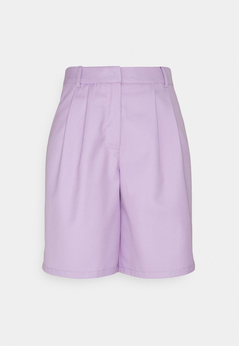Pieces - PCLIMOANE BERMUDA  - Shorts - orchid bloom