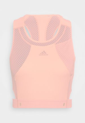 HEAT.RDY TANK - Sports shirt - coral