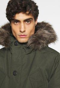 Superdry - EVEREST  - Winter coat - army khaki - 4