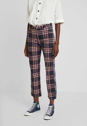 THE RETRO - Relaxed fit jeans - indigo