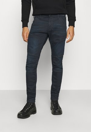 RACKAM 3D SKINNY - Jeans Skinny Fit - worn in nightfall